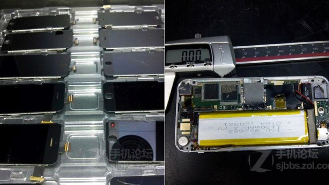 Click here to read Spy Shots Show (Alleged) Next iPhone Under Construction