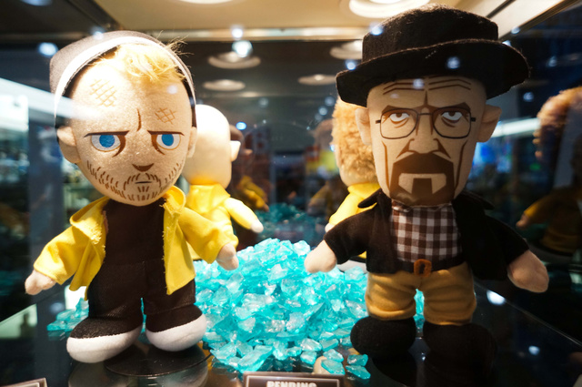 Walter White, Wonder Woman and Jon Snow Walk into a Bar: Toy Fair 2013, Day 1