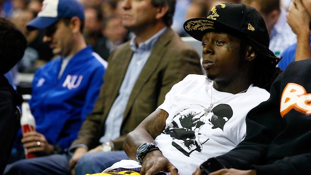 Lil Wayne Says He Was Kicked Out Of The Lakers-Heat Game, Possi…