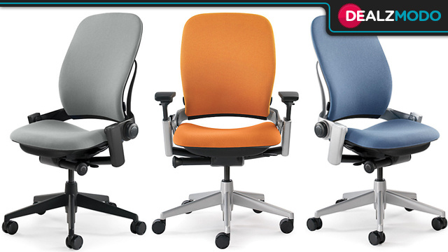 These High-End Office Chairs Are Your-Butt-Thanks-You Deal of the Day