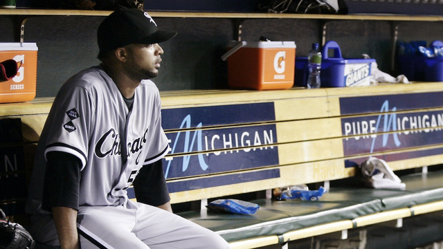 Another Weird Baseball Injury: Francisco Liriano Broke His Arm …
