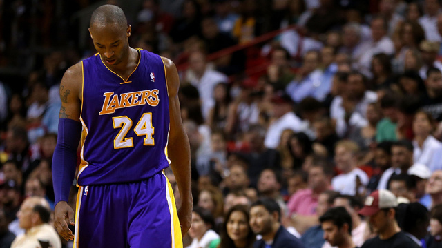 Kobe Bryant is Not Cool With Homophobia