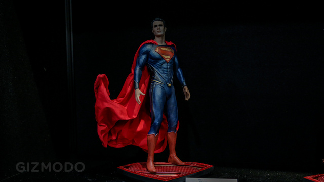 DC's Incredible Man of Steel