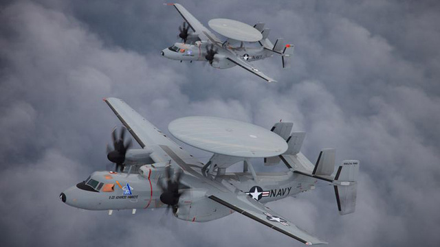 The E-2D Hawkeye Is Overlord