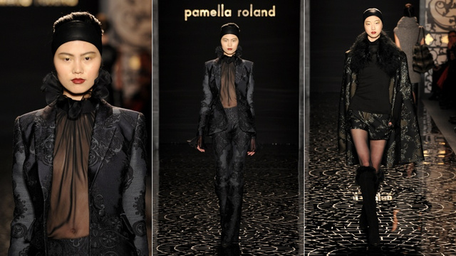 Pamella Roland, for Soirée-Throwing Ladies Who Demand Epic Levels of Glamour