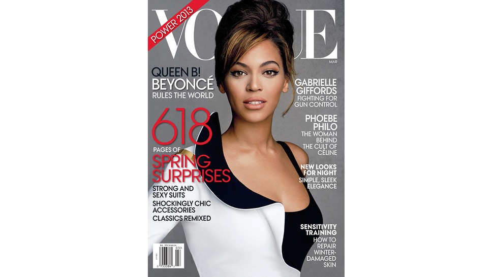 <em>Vogue</em>'s 'Queen B' Cover Isn't All That Regal