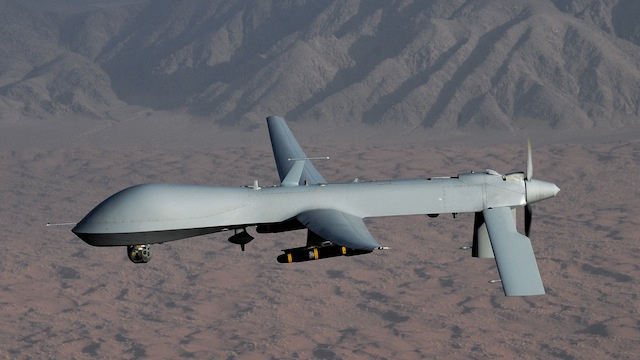 Men Love Drone Strikes More Than Women