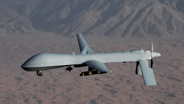 Men Love Drone Strikes More