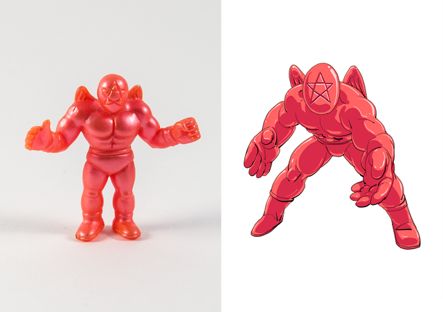 Your Lame Childhood Toys Are, With A Flourish, Suddenly Badass