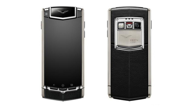 Click here to read Vertu's New Android: Handmade in England, Dog Ugly and $  10,000