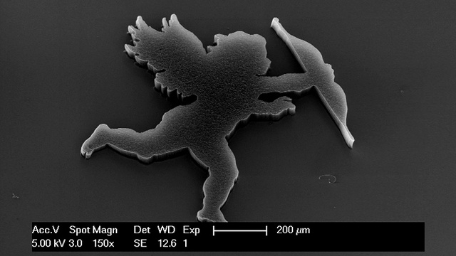 Click here to read How Effective Can a Microscopic Nanotube Cupid Really Be?