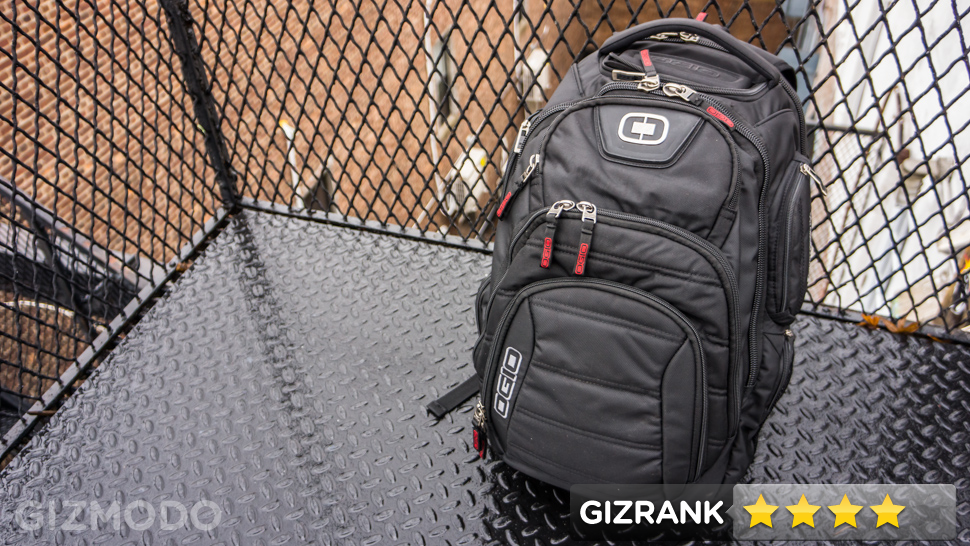 Ogio Renegade RSS Backpack Review: Almost Perfect Gadget Safehaven ...