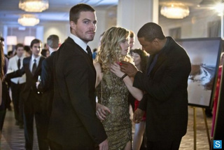 Arrow Episode 1.15 Promo Photos