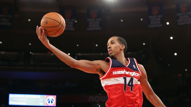 After Suffering His Gruesome Injury, Shaun Livingston's L