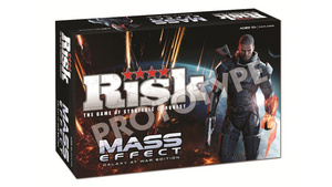 Mass Effect Edition of Risk Arrives This Fall