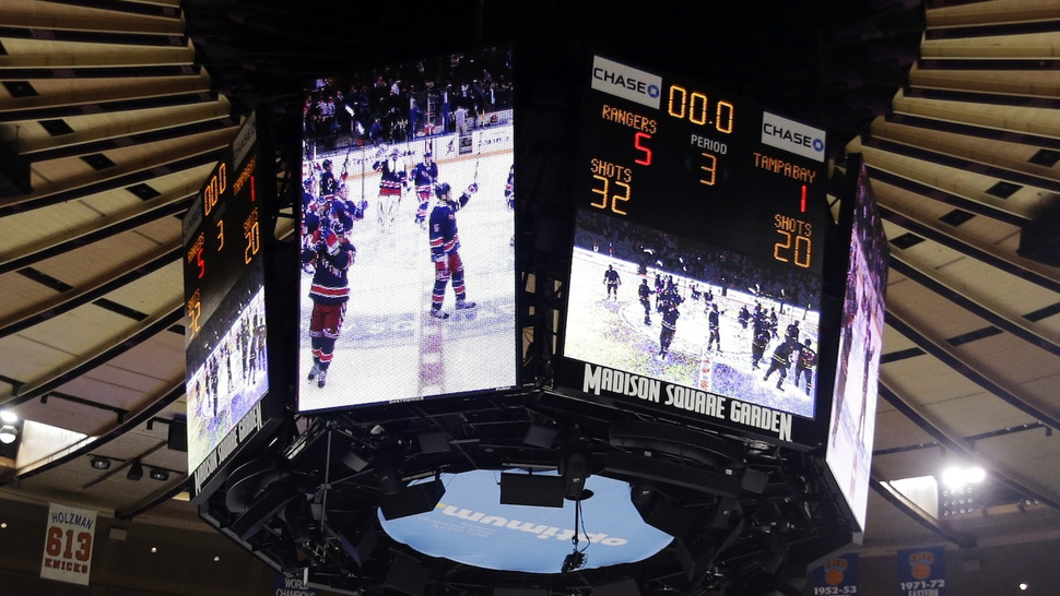 ESPN Writer Trumpets The Splendor Of Hockey Game He Left Early
