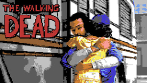 I Would Play The C64 Version Of The Walking Dead Until The End Of Days