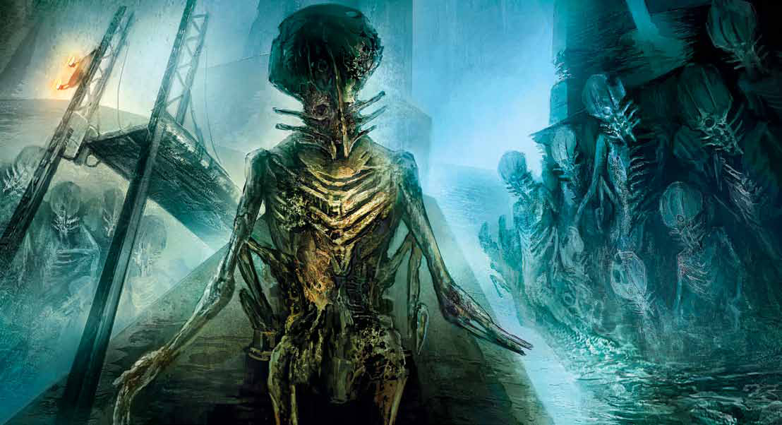 Dead Space Monsters Aren t So Scary When They re Sitting On Your    Dead Space 3 Monsters
