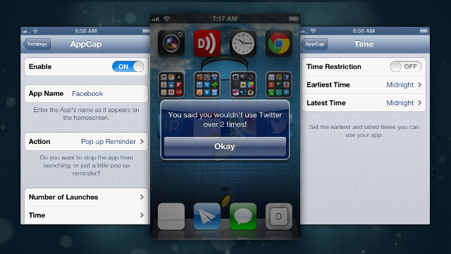 Click here to read AppCap Sets Limits On Opening iPhone Apps to Give Your Willpower a Break