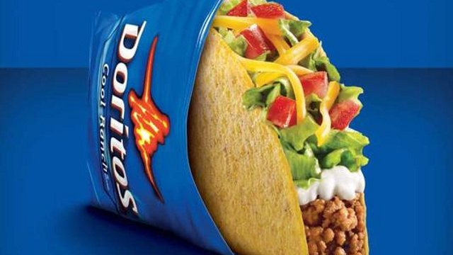Official: Cool Ranch Doritos Locos Tacos Are Coming This March