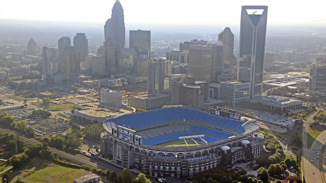 The Panthers Want $200 Million In Public Funding To Renovate Th…