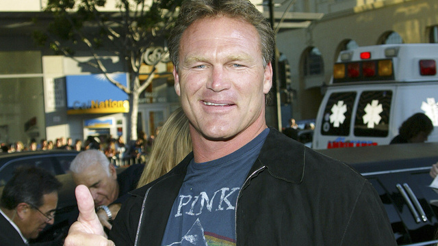Brian Bosworth Had A Real Nice Time At The xx Concert