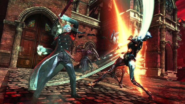 Vergil Slices It His Way In DmC's First Downloadable Add-On