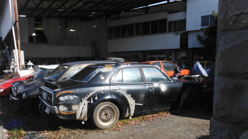 When Car Collecting Becomes Destructive