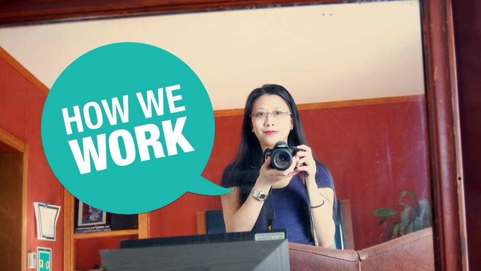 How We Work: Melanie Pinola's Favorite Gear and Productivity Tricks