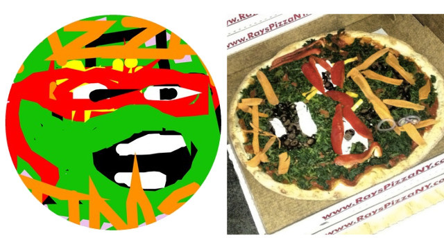 Click here to read Paint Your Pizza Lets You Design Deliciously Ugly Made-To-Order Pizzas On the Web