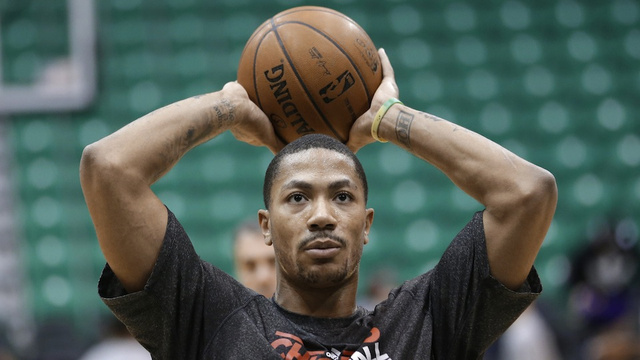 The Chicago Media Are A Little Pissy Because Derrick Rose Gave …