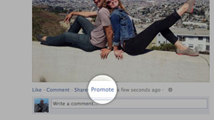 Facebook Now Lets You Pay To Promote Your Friends' Posts
