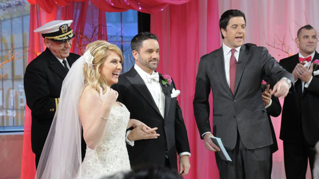 GMA's Ambush Wedding Was Some Serious Bullshit