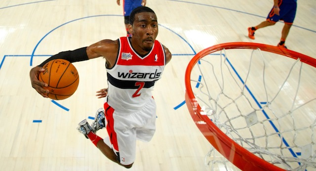 Michael Jordan's Former Agent Thinks John Wall Is Just The Wors…