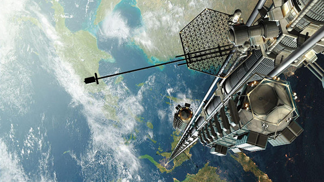 Why we'll probably never build a space elevator