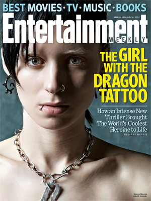 Rooney Mara's Nipple Piercing Was Strategically Placed