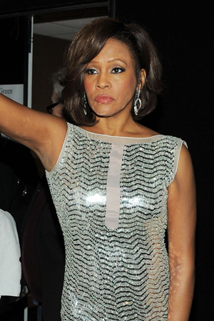 Whitney Houston Checks Into Rehab Again