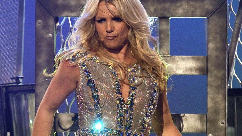 Britney Gets Her Babies, One More Time