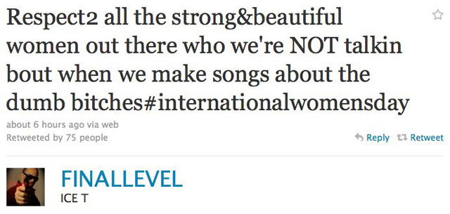 Celebs Celebrate International Women's Day