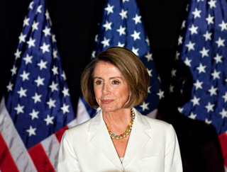 "Nancy Pelosi on the GOP: ""They Had to Put a Stop to Me"""