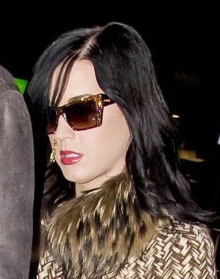 Wedding Details: Is Katy Perry's Bridal Nose Ring On The Wrong Side?