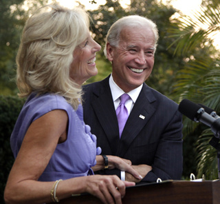 Forget Too Many Cooks In The Kitchen, Jill Biden's Got Too Many Guards At The Table