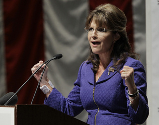Sarah Palin Snubbed By Mama Grizzlies In California