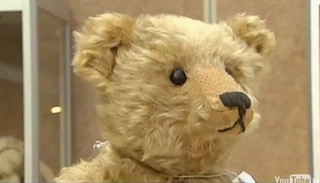 Fradulent Hedge-Funder Puts Insane Teddy Bear Collection Up For Auction