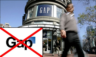 Gap Wisely Scraps Crappy New Logo