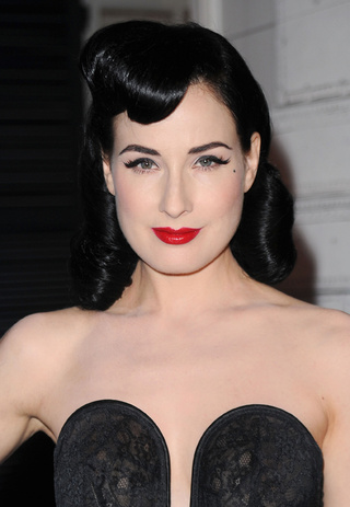 Dita Von Teese To Play Shady Lady On CSI