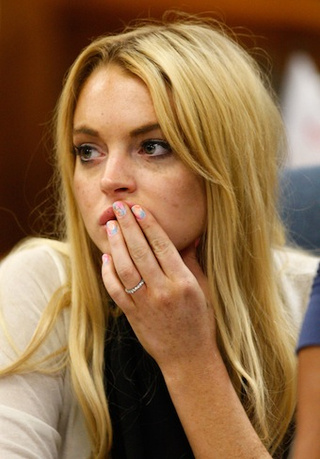 Lindsay Lohan Won't Do Jail Time For Failed Drug Tests