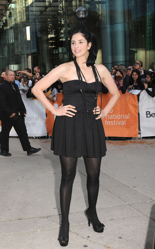 Demure Duds At The Toronto Film Fest