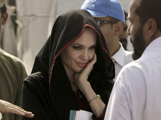 Angelina Slams Church Planning On Burning Koran