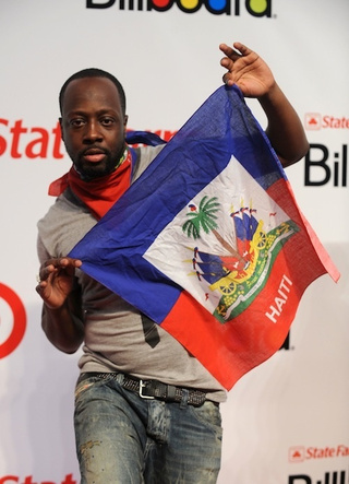 "Wyclef Jean Responds To Sean Penn: ""I Have Sweat In My Blood"""
